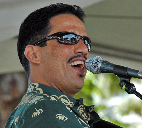 Darren Benitez Performing at the 2009 Ala Wai Challenge