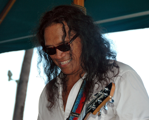 Picture of Henry Kapono
