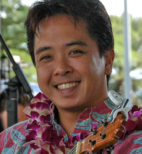 Herb Ohta, Jr. at the 2009 Ala Wai Challenge